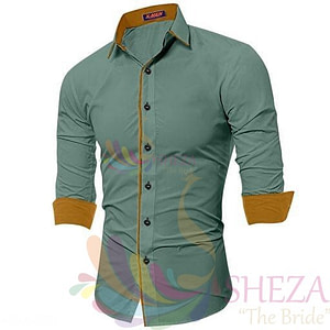 Men's Trendy Full Sleeve Shirt