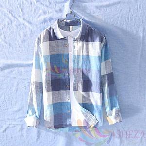 Men's Trendy Full Sleeve Shirt