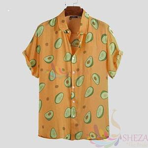 Men's Polycotton Half Sleeve Casual Shirts