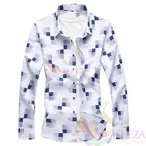Men's Trendy Full Sleeve Shirt.
