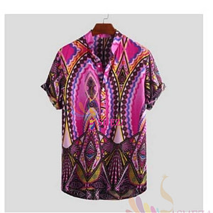 Men's Polycotton Half Sleeve Casual Shirts_2