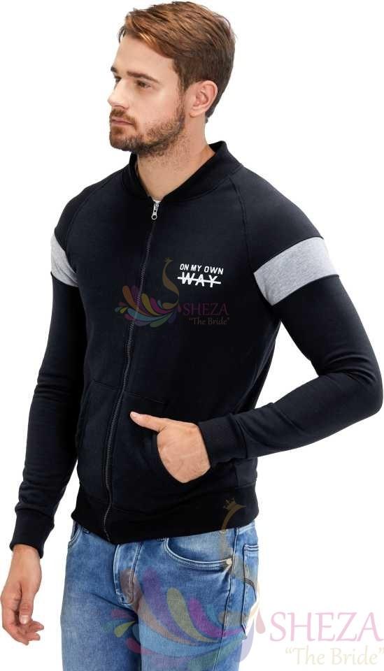 xl aw18 zip jacket black way maniac original